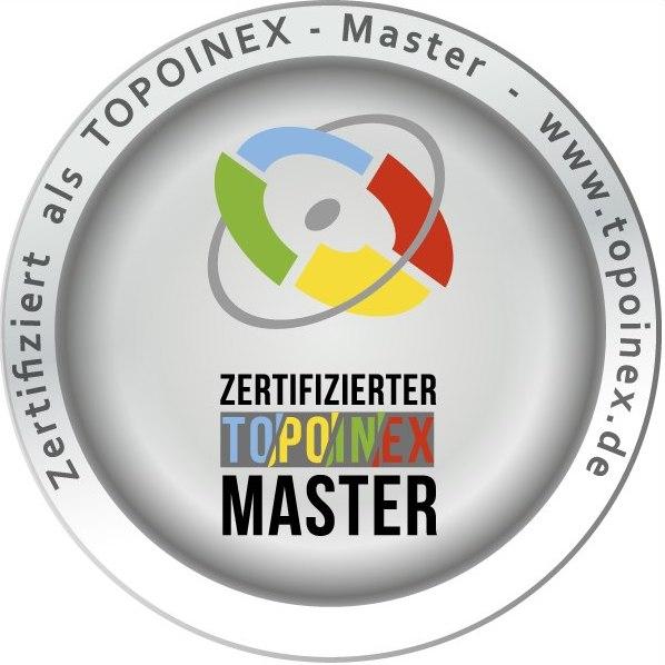 Bild zum TOPOINEX-Master Zertifizierung TOPOINEX-Master