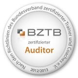 Bild zum Auditor Prüfer beim BZTB e.V.