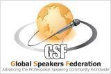 Bild zum Mitgliedschaft GSF - Global Speakers Federation