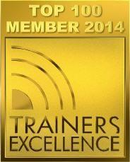 Bild zum Auszeichnung Trainers Excellence